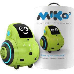 Miko My Companion Emotix Miko 2 (Goblin Green) Product Image