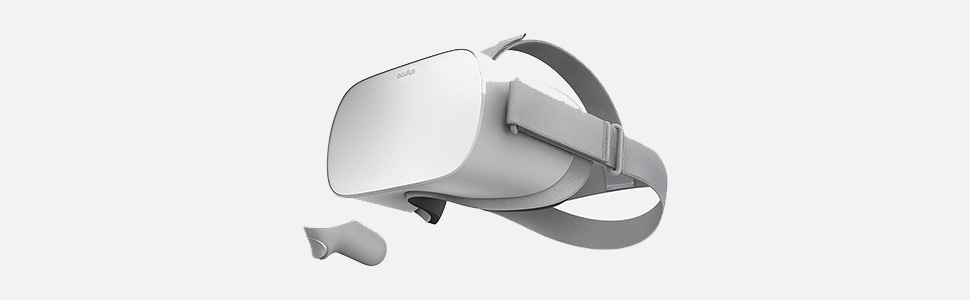 Oculus Go Standalone Virtual Reality Headset - 32GB Features.1