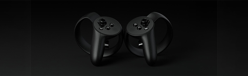 Oculus Rift + Touch Virtual Reality System Features.5