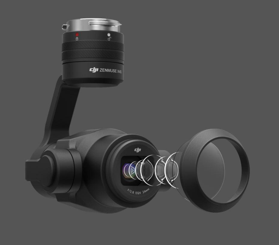 DJI Zenmuse Z30 Features